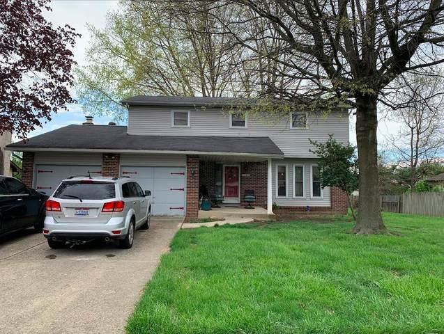 2045 Hughey Drive, Reynoldsburg, OH 43068 (MLS #221012551) :: LifePoint Real Estate