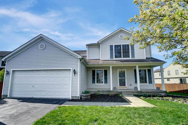 350 Ruffin Drive, Galloway, OH 43119 (MLS #221012569) :: Sam Miller Team