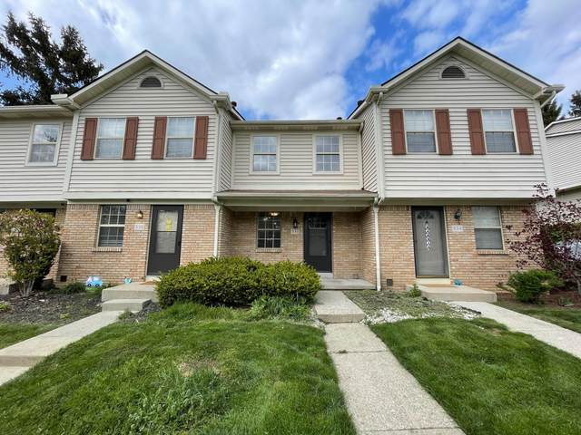 532 Foxtrail Circle W, Westerville, OH 43081 (MLS #221012575) :: Shannon Grimm & Partners Team