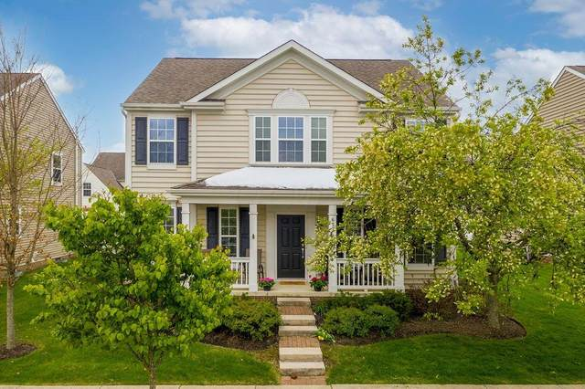 673 Woodbend Drive, Westerville, OH 43082 (MLS #221012578) :: Shannon Grimm & Partners Team