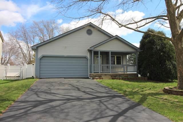 180 Blendon Road, West Jefferson, OH 43162 (MLS #221012610) :: Jamie Maze Real Estate Group