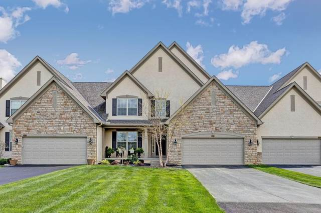 4831 Scenic Creek Drive, Powell, OH 43065 (MLS #221012621) :: The Raines Group