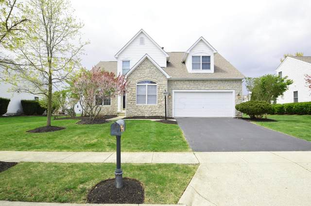 7504 Scioto Parkway, Powell, OH 43065 (MLS #221012629) :: Jamie Maze Real Estate Group