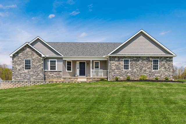 100 Liberty Woods Court, Johnstown, OH 43031 (MLS #221012647) :: Jamie Maze Real Estate Group