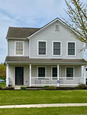 4095 Grayson Drive, Obetz, OH 43207 (MLS #221012699) :: The Raines Group