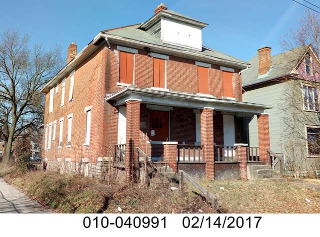 631-633 S Champion Avenue, Columbus, OH 43205 (MLS #221012703) :: CARLETON REALTY
