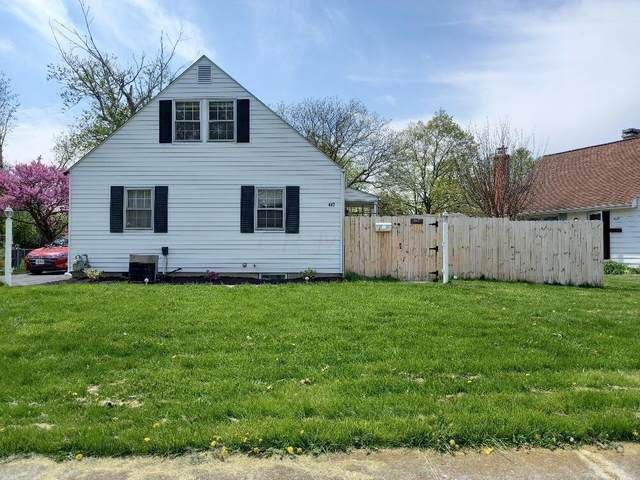 447 Yarmouth Lane, Columbus, OH 43228 (MLS #221012764) :: Greg & Desiree Goodrich | Brokered by Exp