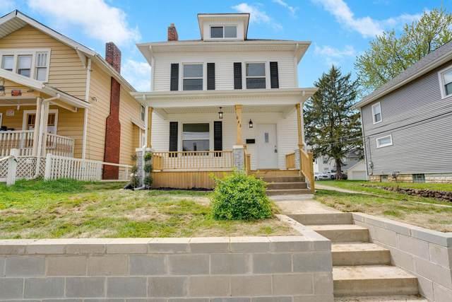 843 E Whittier Street, Columbus, OH 43206 (MLS #221012778) :: The Raines Group