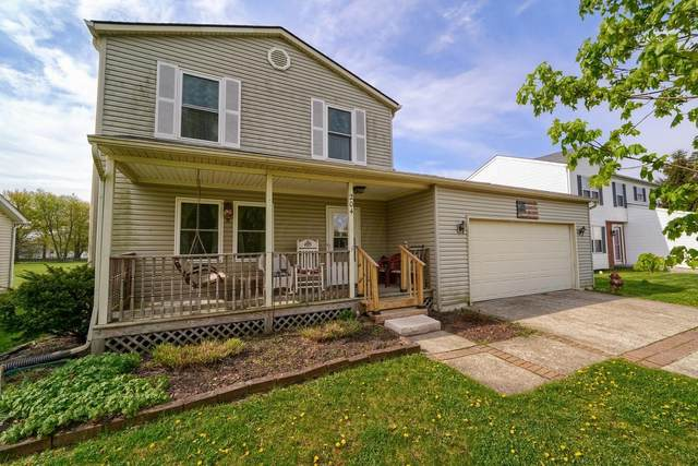 204 Haystack Avenue, Pataskala, OH 43062 (MLS #221012794) :: The Willcut Group