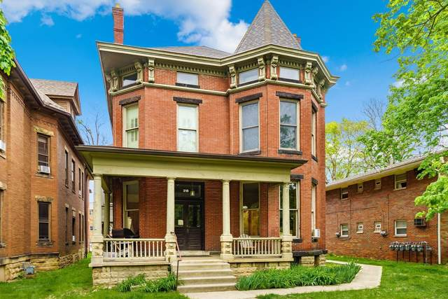 218 King Avenue, Columbus, OH 43201 (MLS #221012806) :: RE/MAX Metro Plus