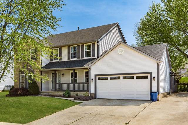 388 Shady Spring Drive, Columbus, OH 43230 (MLS #221012815) :: The Willcut Group