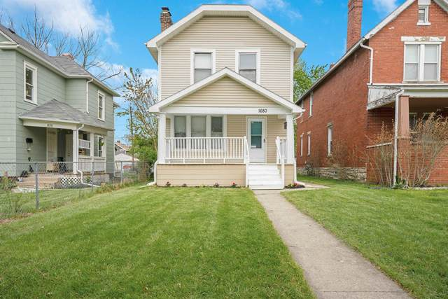 1680 Aberdeen Avenue, Columbus, OH 43211 (MLS #221012834) :: Jamie Maze Real Estate Group
