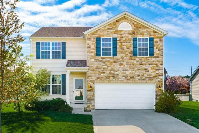 4373 Vista Drive, Grove City, OH 43123 (MLS #221012843) :: Jamie Maze Real Estate Group