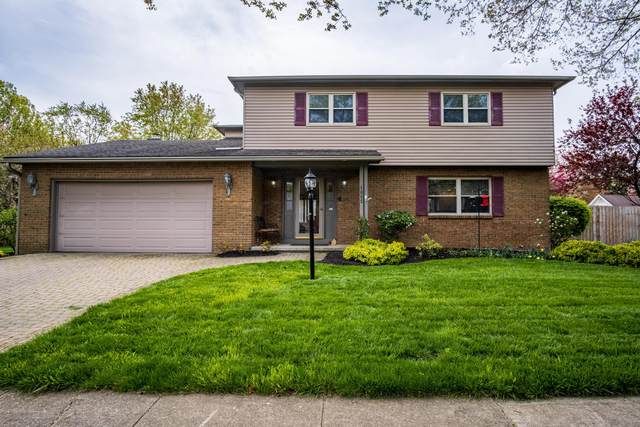 1005 Clan Court, Worthington, OH 43085 (MLS #221012857) :: The Willcut Group