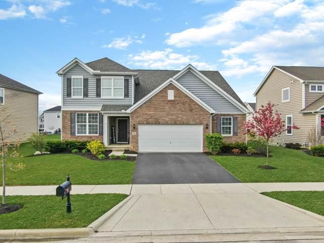 530 Eagle Walk Road, Delaware, OH 43015 (MLS #221012860) :: Shannon Grimm & Partners Team