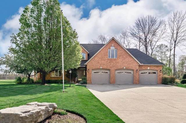 1356 Meadows Drive, Lancaster, OH 43130 (MLS #221012863) :: The Raines Group