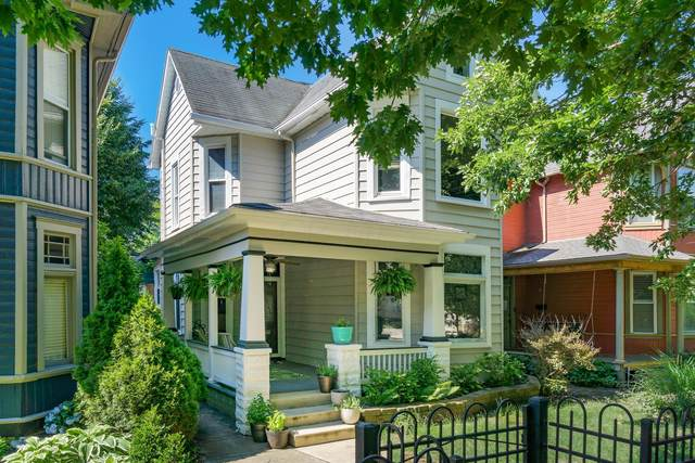 417 W 2nd Avenue, Columbus, OH 43201 (MLS #221012877) :: 3 Degrees Realty