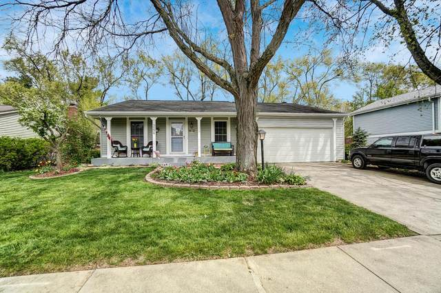 3154 Rimmer Drive, Dublin, OH 43017 (MLS #221012904) :: The Raines Group