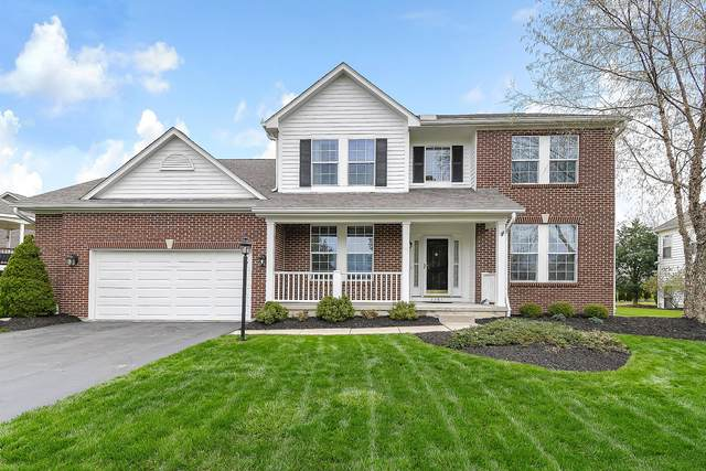 5381 Grand Oak Boulevard, Galena, OH 43021 (MLS #221012912) :: The Raines Group