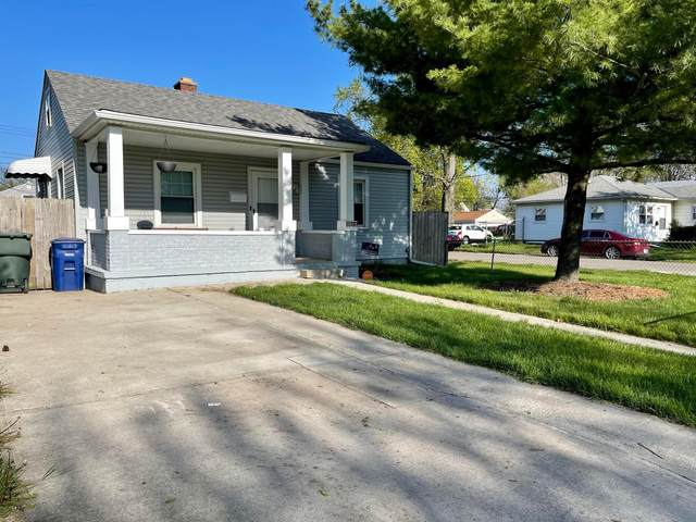 2311 Atwood Terrace, Columbus, OH 43211 (MLS #221012924) :: Exp Realty