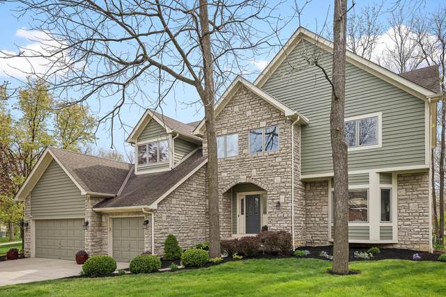7032 Willow Run Drive, Dublin, OH 43017 (MLS #221012939) :: Shannon Grimm & Partners Team