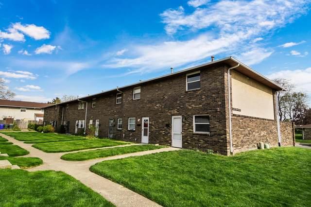 2339 N Woodbrook Circle N, Columbus, OH 43223 (MLS #221012961) :: The Raines Group