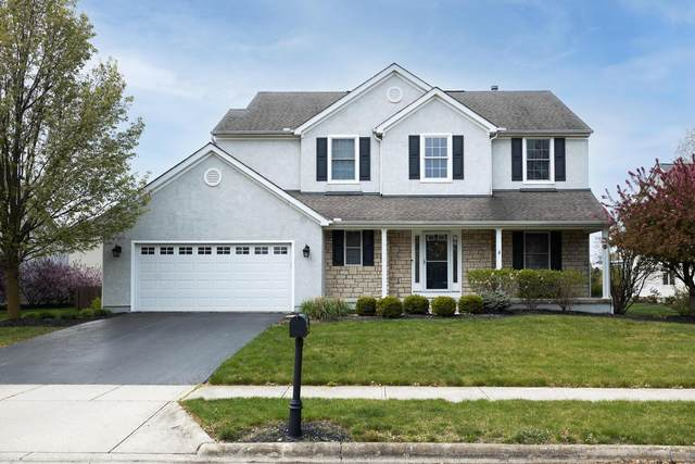 3255 Benbrook Pond Drive, Hilliard, OH 43026 (MLS #221012980) :: Jamie Maze Real Estate Group