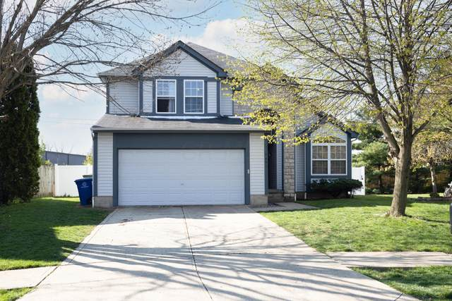 7452 Liberton Place, Worthington, OH 43085 (MLS #221012993) :: RE/MAX Metro Plus