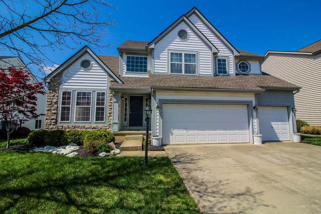 4658 Houston Pond Drive, Powell, OH 43065 (MLS #221013013) :: Jamie Maze Real Estate Group