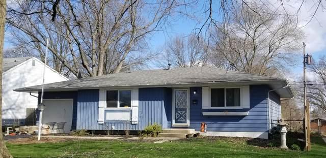 6640 Shenandoah Drive, Reynoldsburg, OH 43068 (MLS #221013034) :: The Raines Group
