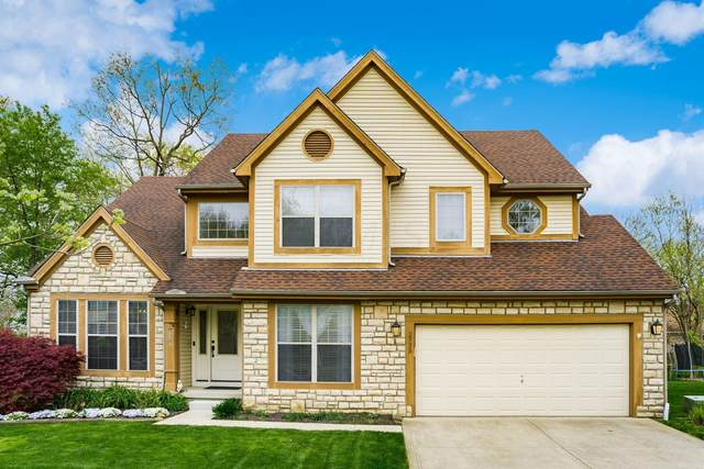 2735 Woods Crescent, Grove City, OH 43123 (MLS #221013071) :: 3 Degrees Realty