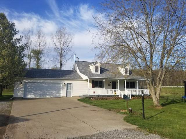 21511 Daniels Road, Mount Vernon, OH 43050 (MLS #221013073) :: Jamie Maze Real Estate Group