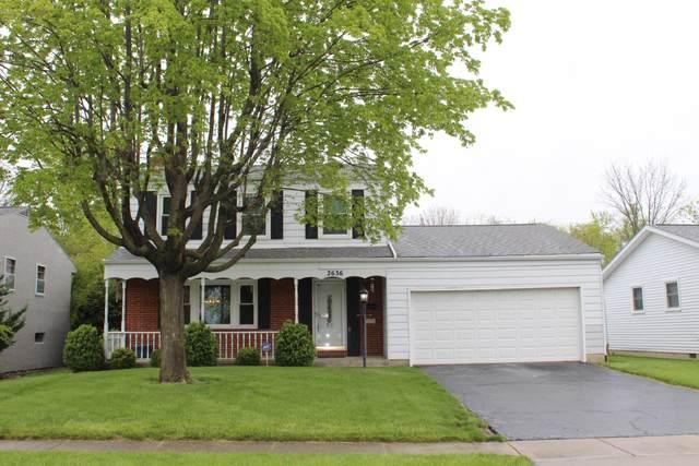 2636 Dolores Drive, Grove City, OH 43123 (MLS #221013075) :: Susanne Casey & Associates