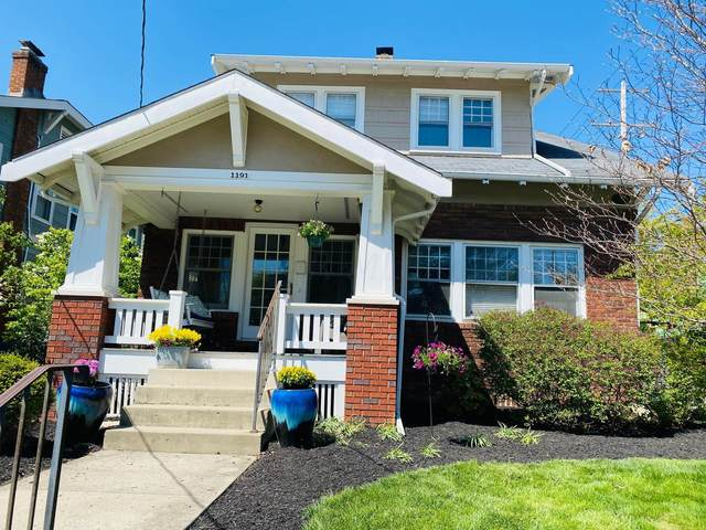 1191 Broadview Avenue, Columbus, OH 43212 (MLS #221013077) :: The Raines Group