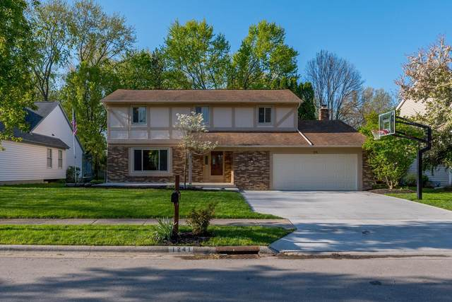 1241 Wallean Drive, Westerville, OH 43081 (MLS #221013106) :: Greg & Desiree Goodrich | Brokered by Exp