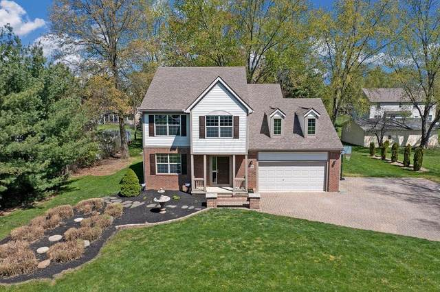 8331 Hickory Avenue, Galena, OH 43021 (MLS #221013131) :: Jamie Maze Real Estate Group