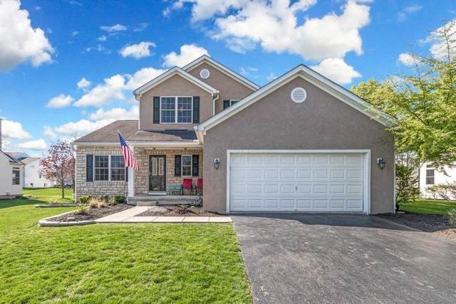 6233 Pollard Place Drive, Hilliard, OH 43026 (MLS #221013141) :: RE/MAX ONE