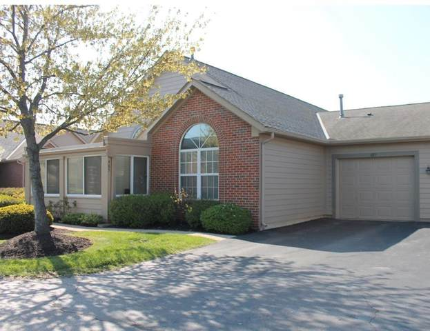 485 Dandy Brush Lane W 8-485, Columbus, OH 43230 (MLS #221013147) :: Core Ohio Realty Advisors