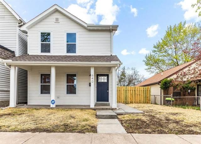 640 E Starr Avenue, Columbus, OH 43201 (MLS #221013154) :: Jamie Maze Real Estate Group
