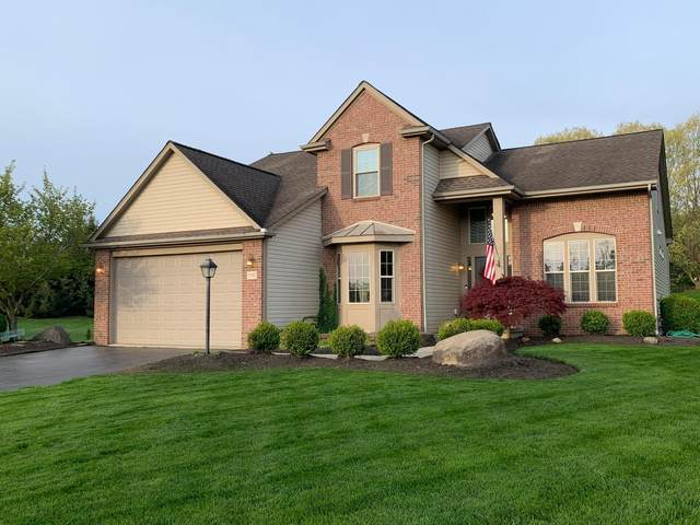 7500 Rolling Ridge Way, Westerville, OH 43082 (MLS #221013162) :: RE/MAX Metro Plus