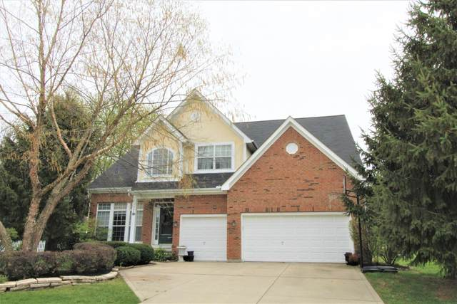 7960 Compton Court, Westerville, OH 43082 (MLS #221013173) :: The Willcut Group