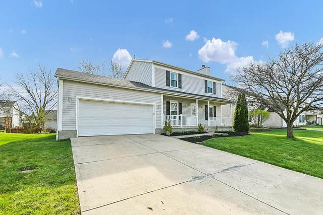 584 Courtland Lane, Pickerington, OH 43147 (MLS #221013222) :: Greg & Desiree Goodrich | Brokered by Exp