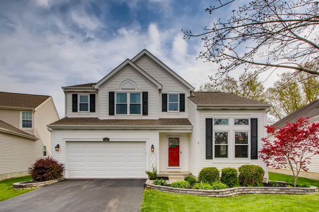 342 Moss Court, Marysville, OH 43040 (MLS #221013229) :: Jamie Maze Real Estate Group