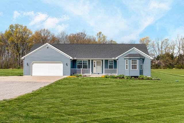 480 Brindle Road, Ostrander, OH 43061 (MLS #221013233) :: Shannon Grimm & Partners Team