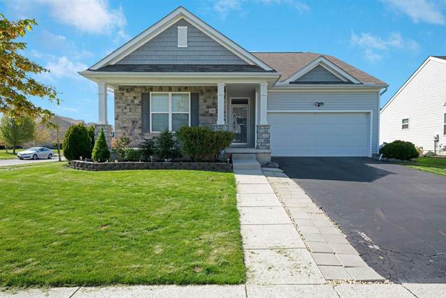 5345 Herring Run Way, Dublin, OH 43016 (MLS #221013242) :: Shannon Grimm & Partners Team