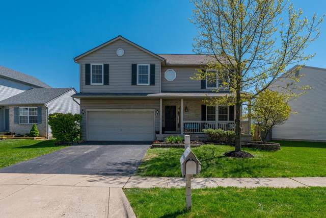 408 Hannifin Drive, Blacklick, OH 43004 (MLS #221013250) :: The Willcut Group