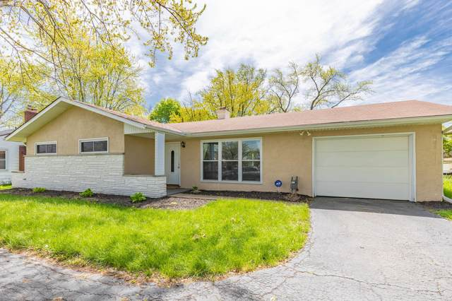 4695 Cemetery Road, Hilliard, OH 43026 (MLS #221013278) :: The Raines Group