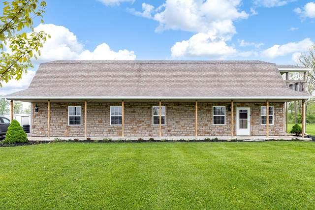 280 S East Street, Ridgeway, OH 43345 (MLS #221013299) :: Jamie Maze Real Estate Group