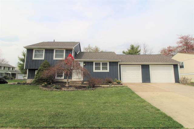 366 Gentlewind Drive, Westerville, OH 43081 (MLS #221013302) :: The Raines Group