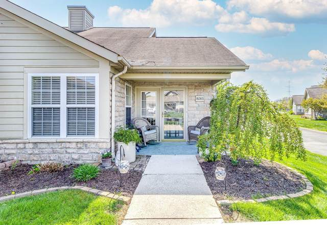 8083 Farm Crossing Circle, Powell, OH 43065 (MLS #221013314) :: The Raines Group